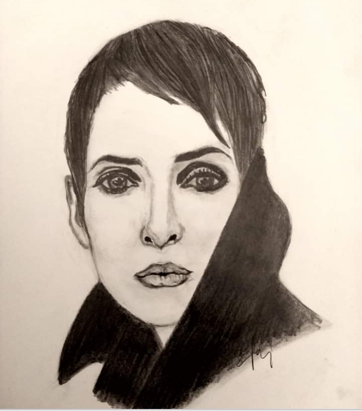 Winona Ryder por Sikil